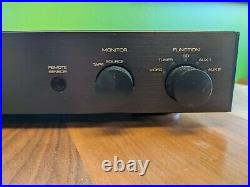 ROTEL Stereo Control Amplifier Preamp RC-972 with Phono card for MM cartridge