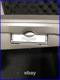Roland SPD-S Sampling Drum Pad Controller Machine VTG + Card Case Cd Power READ