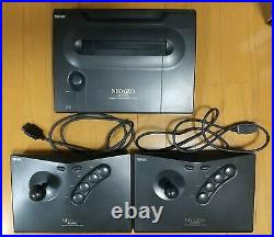 SNK Neo Geo 1 Console + 11 Games + 2 Controller + 1 Memory card