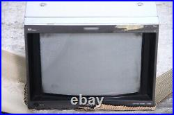 SONY 14 Broadcast Monitor BVM-D14GIE Multi- Format BKM-25P Card no controller