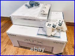 SONY PSX / PS2 Console DESR-7000 BOXED WORKING + FMCB Card +Controller DESR-10
