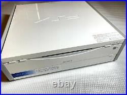 SONY PSX / PS2 DESR-5500 BOXED HDD DVD Working +FMCB Card + Controller DESR-10