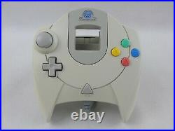 Sega Dreamcast Console + VMU Memory Card + Controller Bundle