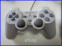 Sony PSOne PS1 Console with LCD Screen, Matching Controller, Memory Card Tony Hawk