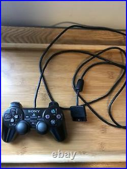 Sony PlayStation 2 Console Complete with Cables, Controllers, Memory Cards, Games