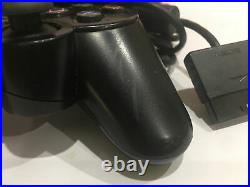 Sony PlayStation 2 PS2 Fat SCPH-39001 Bundle Controller OEM Card & Battlefront 2