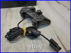 Sony Playstation 2 (PS2) Console Bundle 18 Games, 1 Controller, Mem Card Tested