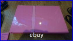 Sony Playstation 2 Slim Pink Boxed, PS2, 2 Controllers, Pink Memory Card