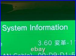 Sony Playstation PS VITA TV Henkaku 3.60 PS4 controller, Memory card and HDMI