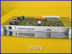 TEL Tokyo Electron REX-B860-CS2 TMP 8ch Control PCB Card Unity II Used Working