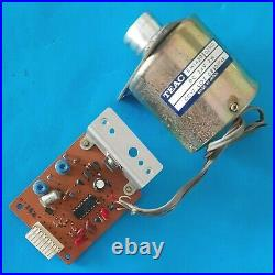 Tascam 32 reel to reel Out parting CAPSTAN MOTOR WITH CONTROL BOARD CARD TESTED