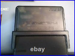 TurboGrafx-16 Console Super SD System 3 controller AC adapter SD card Terraonion
