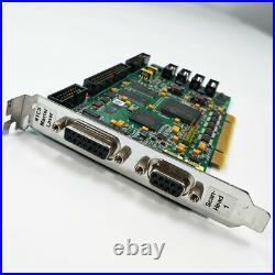 Used SCANLAB laser scanner controller card RTC5 3D-Option