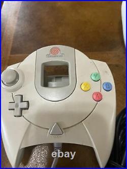 Utimate Sega Dreamcast GDEMU w 256GB SD with SD Card mount and controllers VMU
