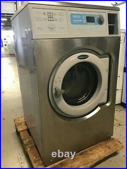 W630CC Wascomat Coin or Card Operated Multi-Load Washer with Compass Control, Used