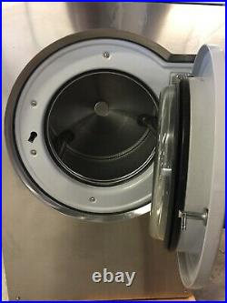 W640CC Wascomat Coin/Card Operated Multi-Load Washer with Compass Control, Used