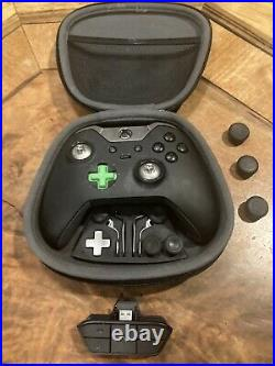 Xbox One X 1TB+Elite Control, Wireless Control, Headset With Mic, Live Gift Card