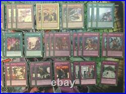 Yugioh! Complete 40 Cards True Draco Eldlich the Golden Lord Control Deck